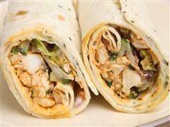 Breakfast Wraps and Sandwiches