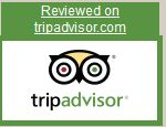Reviewed on Trip Advisor