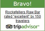 "Bravo! Rockefellers Raw Bar rated ""excellent"" by 150 travelers. Trip Advisor."
