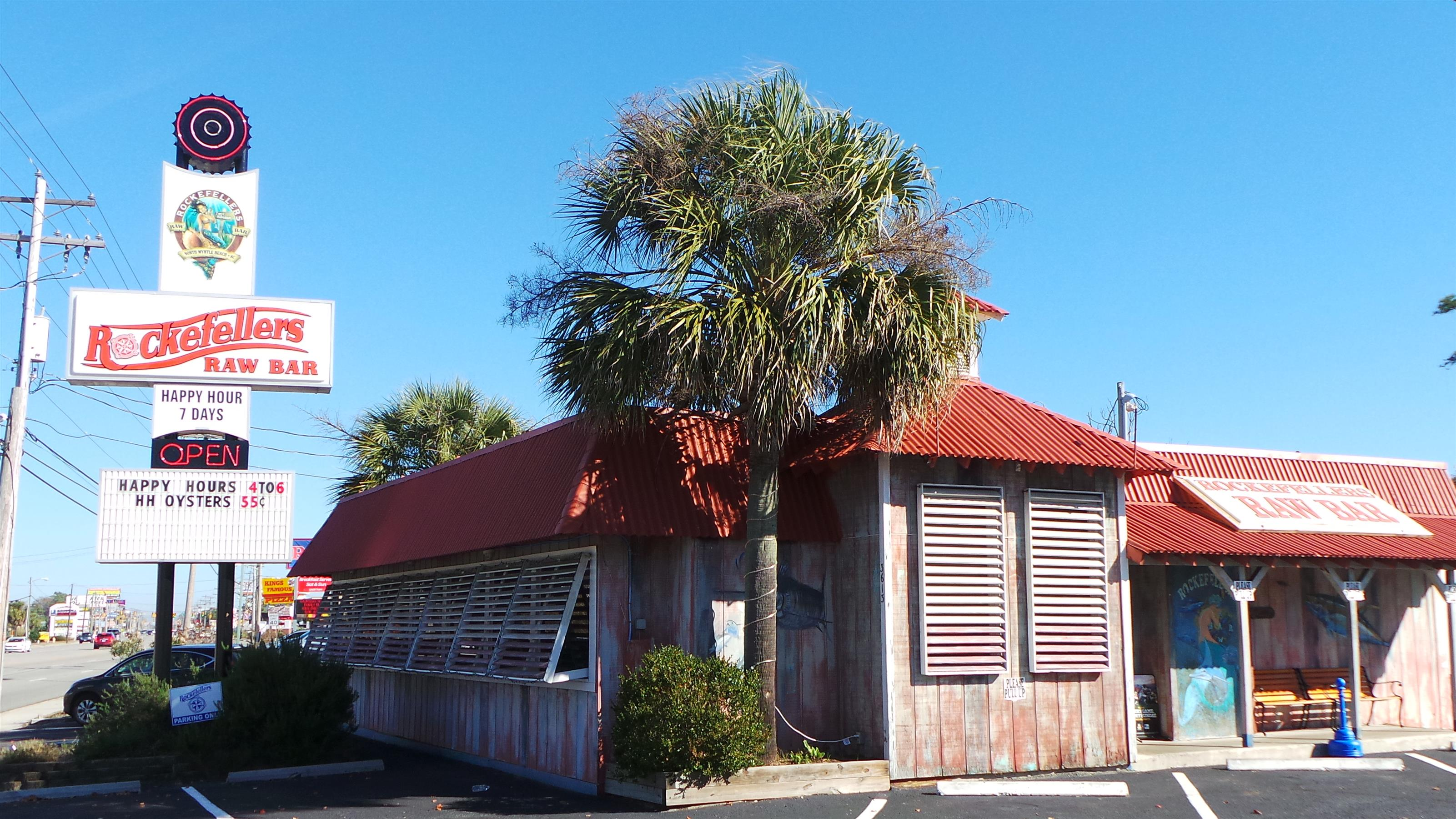 Wonderful The Grill House North Myrtle Beach Part - 4: Rockefellers Raw Bar - Home