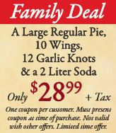Family Deal Coupon