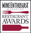 ---- WINE ENTHUSIAST AWARD (large)