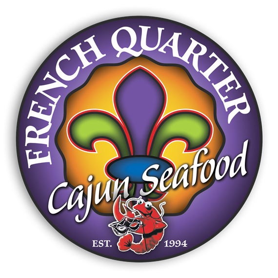French Quarter Cajun Seafood. Established 1994.
