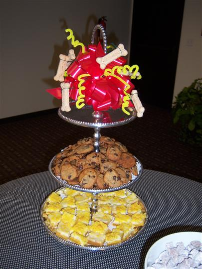 cookies and desserts