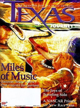 texas journey miles of music