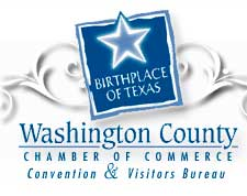 birthplace of texas washington county chamber of commerce convention and visitors bureau