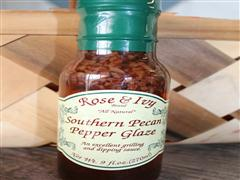 Name: southern pecan pepper glaze