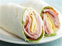 Wraps (Whole Wheat)
