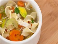 ---- Chicken Noodle Soup (large)