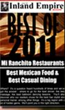 2011 Best of the Inland Empire : Mi Ranchito