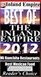 2012 Best of the Inland Empire : Mi Ranchito