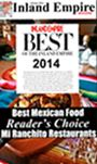 2014 Best of the Inland Empire : Mi Ranchito