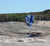 Indigo Blues Product Goblet