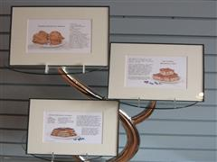 Original Recipe Paintings all 3
