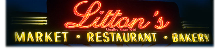 Litton's market, restaurant, bakery