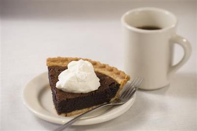 Name: Chocolate Chess Pie 