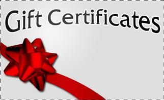 ---- Gift Certificate - Ordereze stock (large)