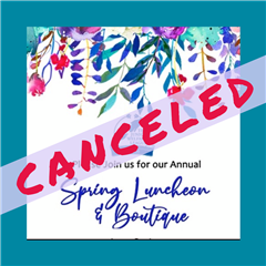 jwl-luncheon-cancelled