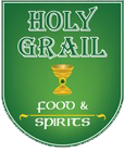 holy grail food and spirits