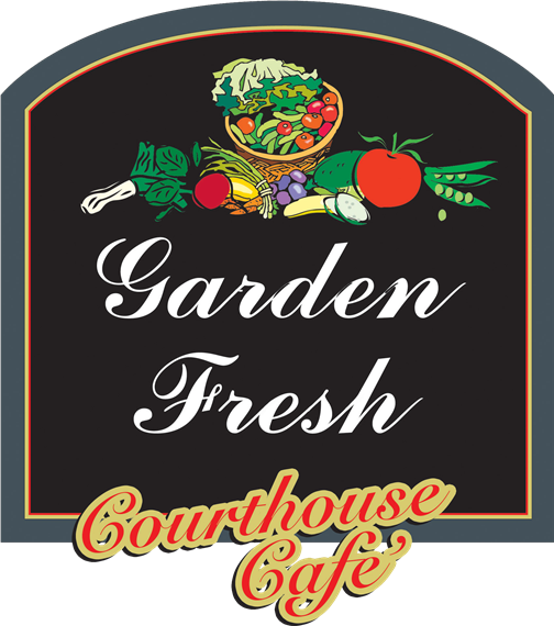 Courhouse Café garden fresh