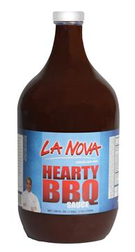 La Nova Hearty BBQ Gallon