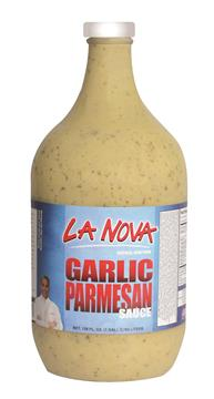 La Nova Garlic Parmesan gallon