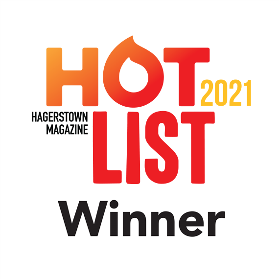 Hagerstown magazine, hot list 2021winner