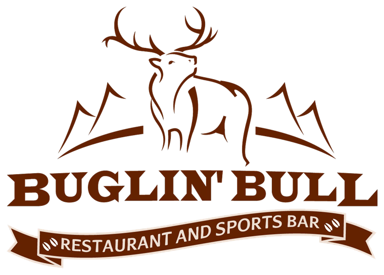 Buglin' Bull. Restaurant and sports bar.