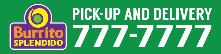 Pick-Up and Delivery - 777-7777