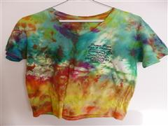 Name: Tie-Dye V-Neck Shirt