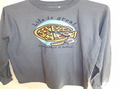 Life is Great Long Sleeve Shirt