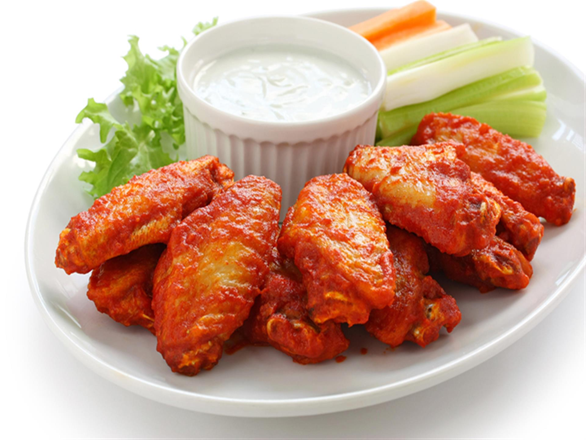 Our Delicious Buffalo Wings