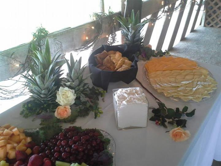 catering event table