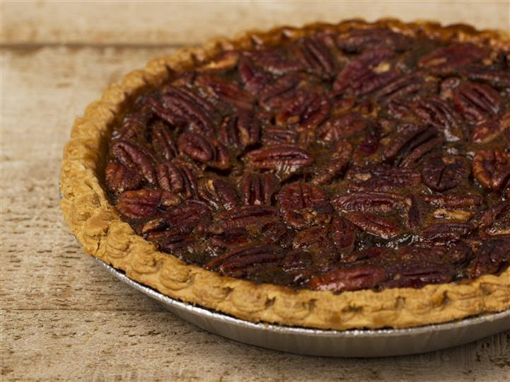 pecan pie $ 18 99 each mammoth pecans on top