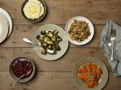 thanksgiving sides<br>''everything but the turkey''