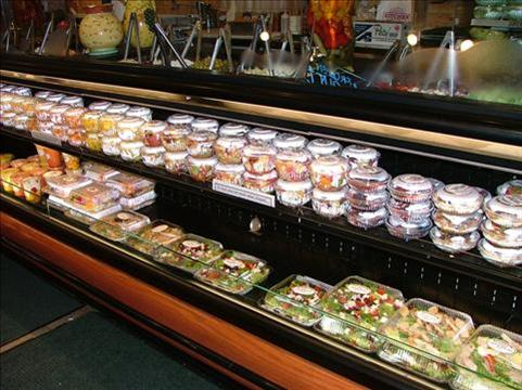 Choose from our predpared salads