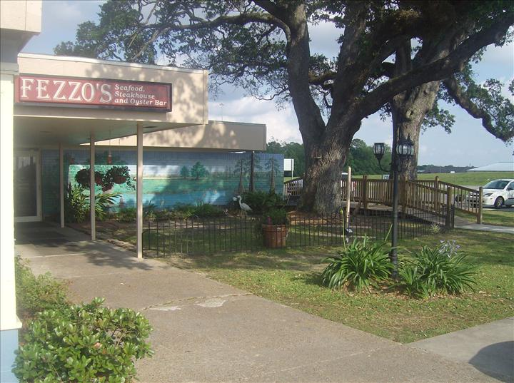 outside view of Fezzo's