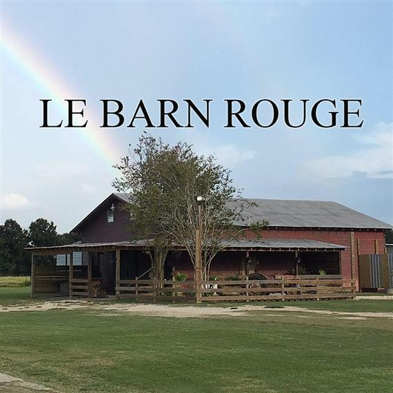 le barn rouge