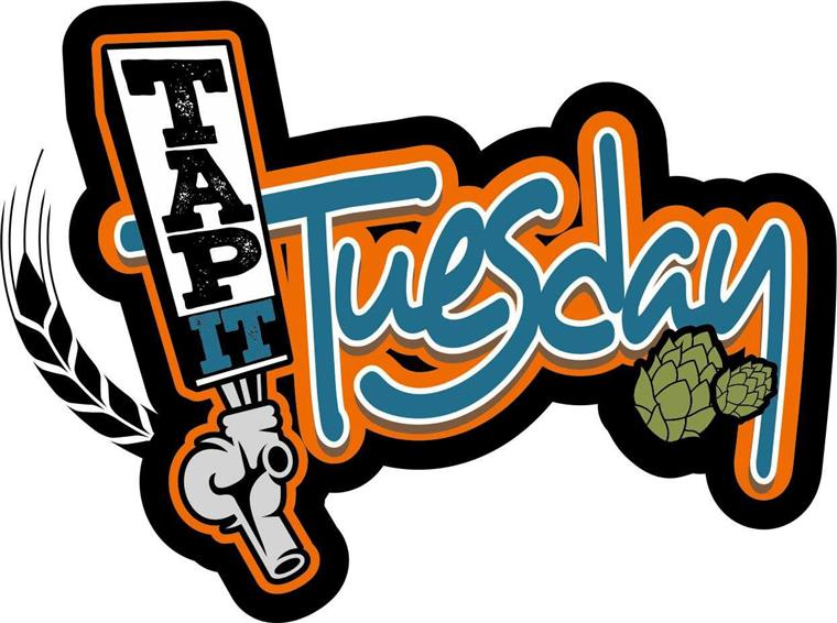 tap it tuesday