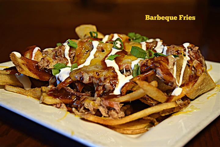 Barbeque Fries