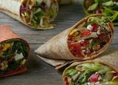 Grab & Go Wraps