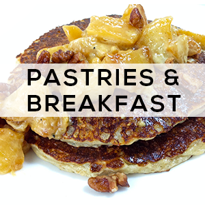Pastry and Breakfast Options