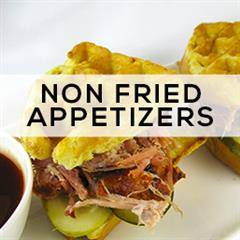 Non Fried Appetizers