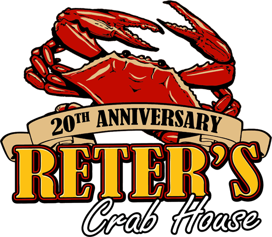 Reter's Crab House Woody 20th Anniversary Left Chest Print FINAL