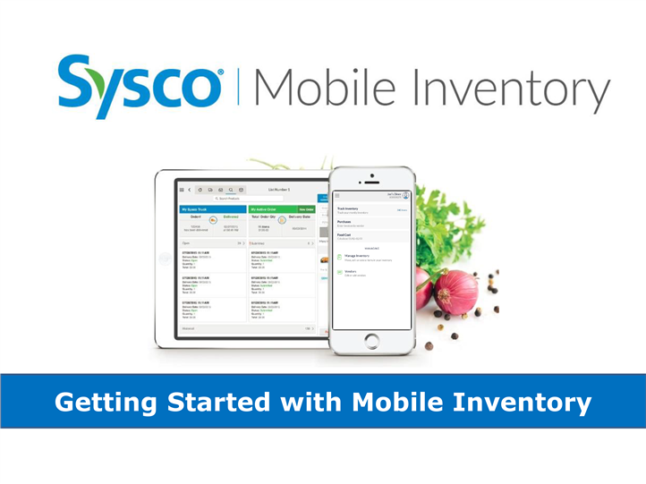 Sysco Mobile Inventory Quick Guide-1