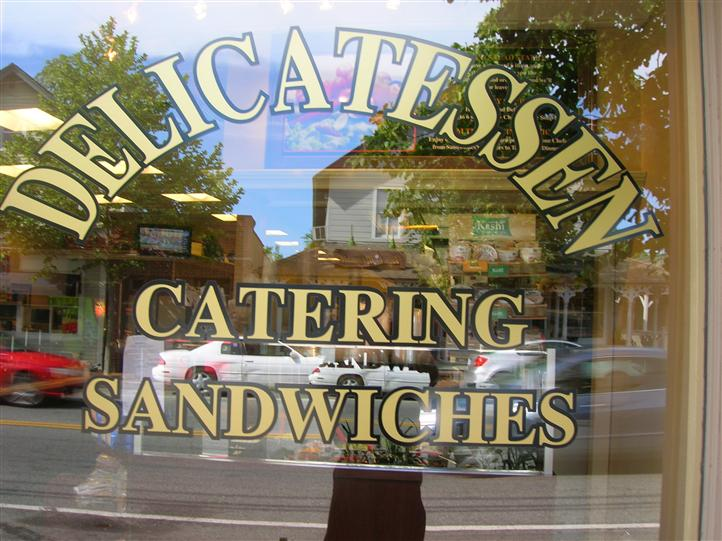 """Delicatessen Catering Sandwiches"""