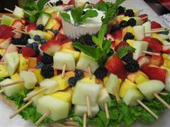 Fruit Kababs