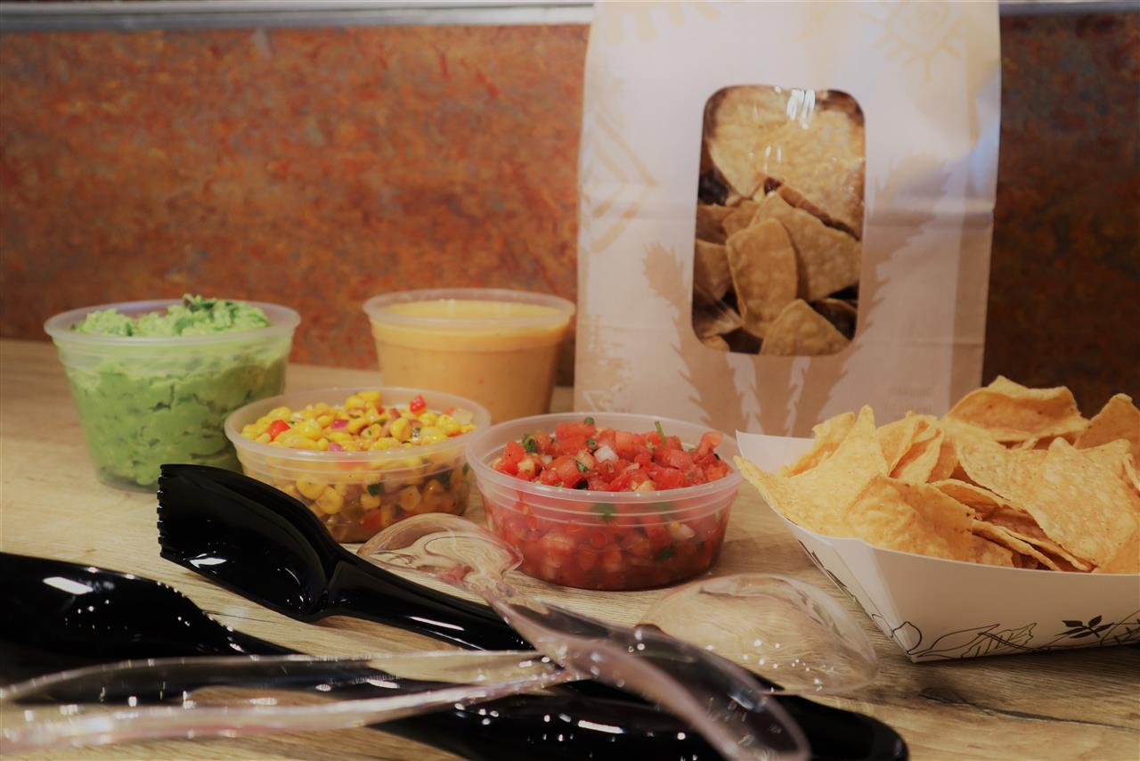 Chips & Salsa Bar