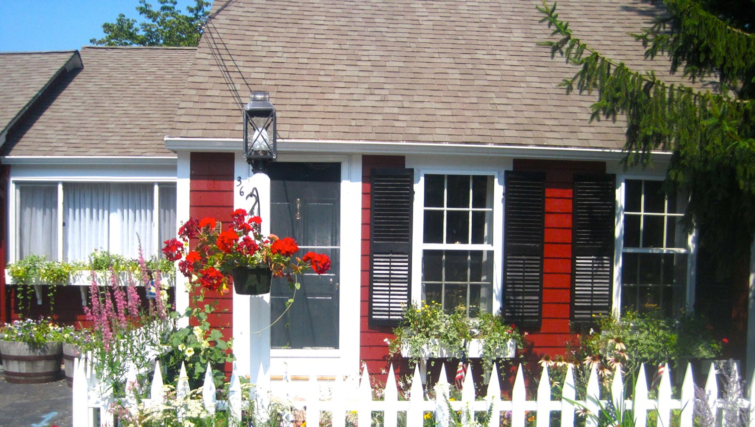 Good Red Cottage #10: Follow Us On:
