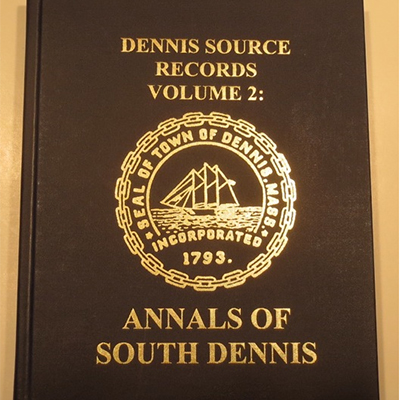 ---- Annals of South Dennis (large)